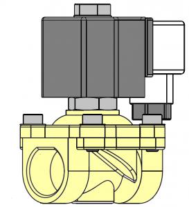 Клапан объемный-без размеров
