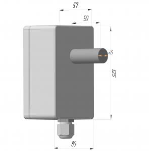 ФД-101 вид сзади